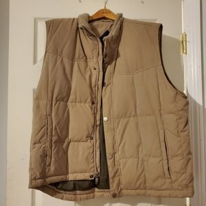 Roundtree and Yorke vest